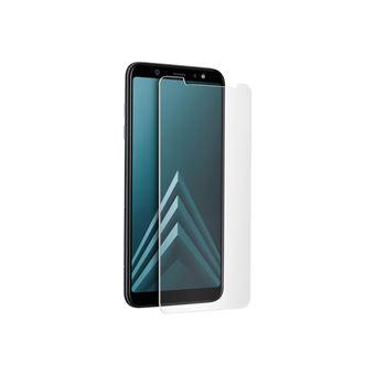 Protector de pantalla Muvit Cristal templado para Samsung J6 (2018)