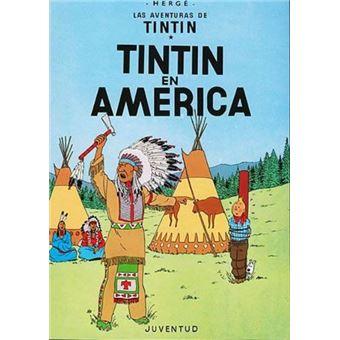 Las aventuras de Tintín 2. Tintín en América
