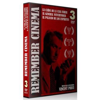 Pack Mitos de lo macabro: Vincent PriceI - DVD