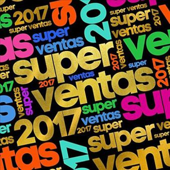 Superventas 2017 (Edición 2 CD)
