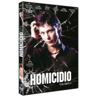 Pack Homicidio (Homicide: Life on the Street) 1993-1999 Vol. 9 - DVD