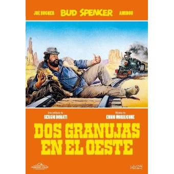 Dos granujas en el oeste - DVD