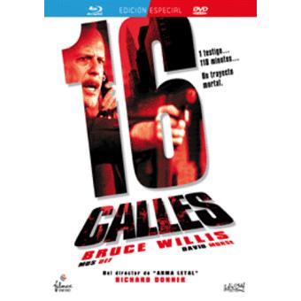 16 calles - Blu-Ray + DVD