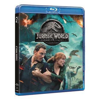 Jurassic World: El reino caído - Blu-Ray