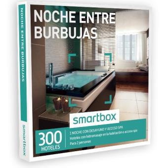 Caja Regalo Smartbox - Noche entre burbujas