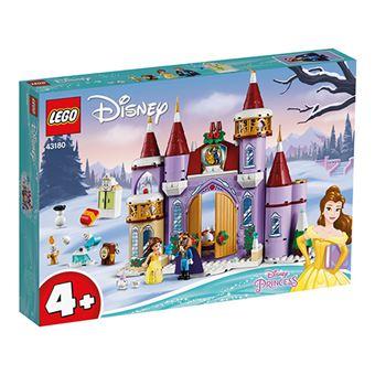 Celebración Invernal en el Castillo de Bella - Lego Disney Princess