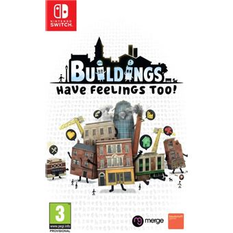 Buildings Have Feelings Too! - Nintendo Switch