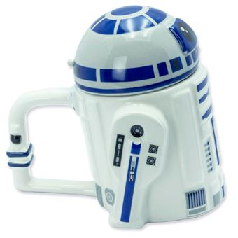 Taza 3D Star Wars - R2D2