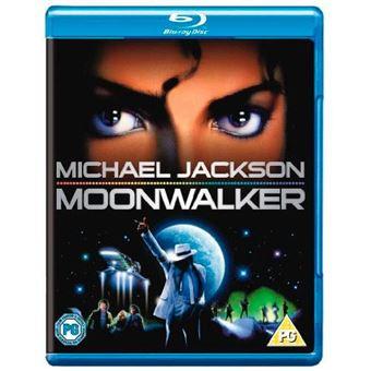 Moonwalker (Formato Blu-ray)