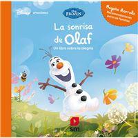 Disney Emociones -  La sonrisa de Olaf