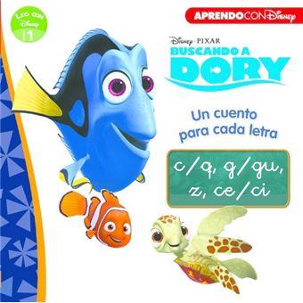Buscando a Dory. Un cuento para cada letra