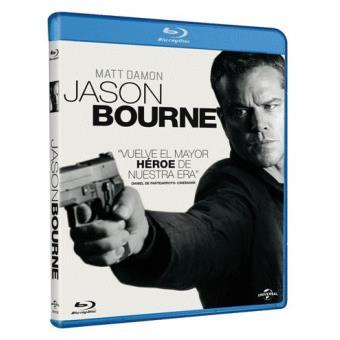 BourneJason Bourne - Blu-Ray