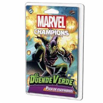 Marvel Champions: Expansión El Duende Verde