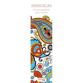Marcapáginas Mandalas