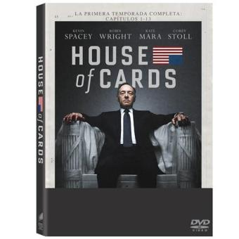 House of CardsHouse Of Cards  Temporada 1 - DVD