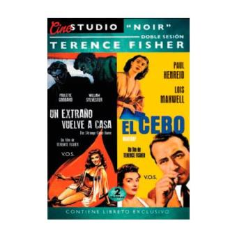 Pack Terence Fisher (2 Peliculas ) + Libreto - DVD