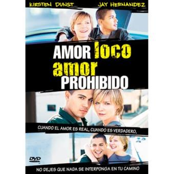 Amor loco, amor prohibido - DVD