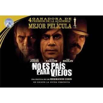 No es país para viejos - DVD Ed Horizontal