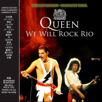We Will Rock Rio (Vinilo)