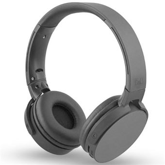 Auriculares Bluetooth T'nB Shine Negro