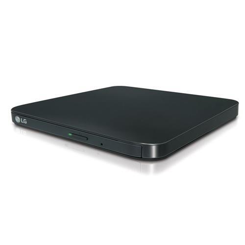 Grabadora DVD externa LG Ultra Slim Negro