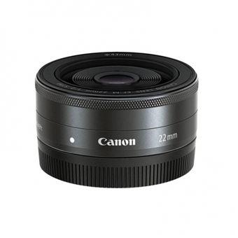 Objetivo Canon EF-M 22mm f2 STM Pancake