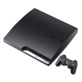 PS3 Slim 160 GB