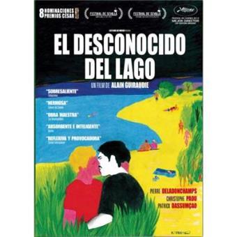 El desconocido del lago - DVD