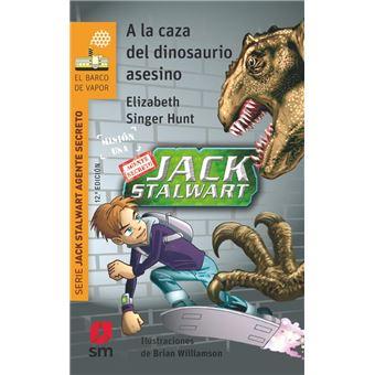 A la caza del dinosaurio asesino