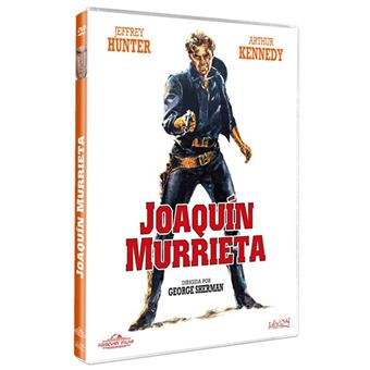 Joaquín Murrieta - DVD