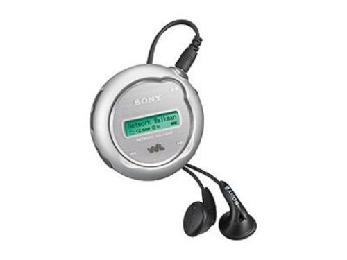 Sony NW-E105S MP3 512MB Silver