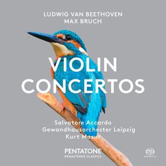 Beethoven & Bruch - Vilin Concertos