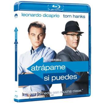 Atrápame si puedes - Blu-Ray