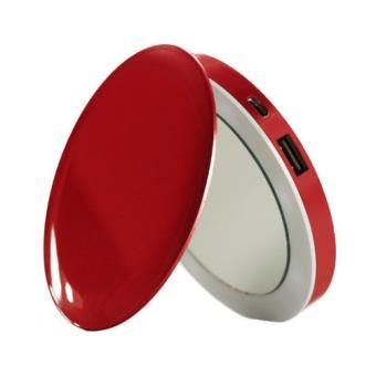 Powerbank Hyper Pearl 3000 mAh Rojo