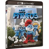 Los pitufos  - UHD + Blu-Ray