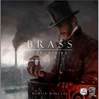 Brass Lancashire - Juego de mesa