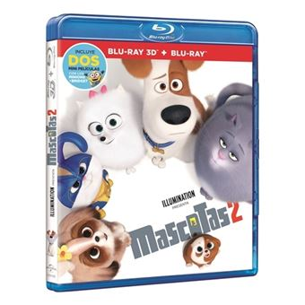 Mascostas 2 - 3D + Blu-Ray