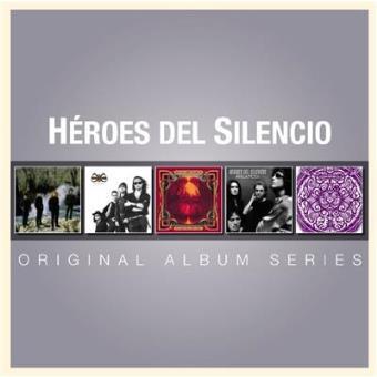 Original Album Series: Héroes del Silencio