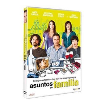 Asuntos de familia - DVD