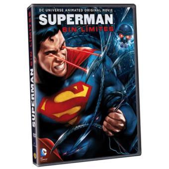 Superman sin límites - DVD