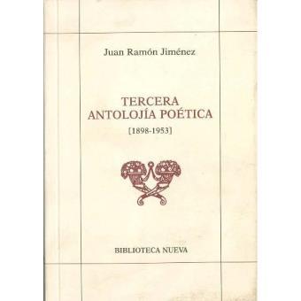 Tercera antología poética 1898-1953