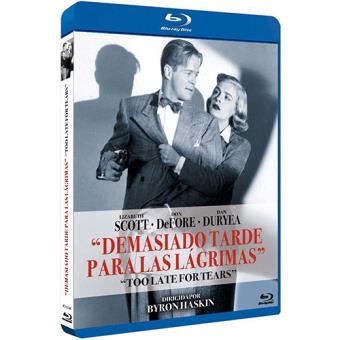 Demasiado tarde para las lágrimas VOS - Blu-Ray
