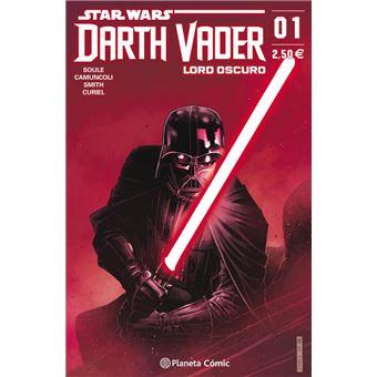 Star Wars Darth Vader Lord Oscuro nº 01