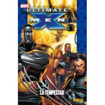 Coleccionable Ultimate 37X-Men 8 La tempestad