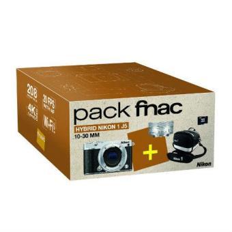 Nikon 1 J5 + 10 - 30 mm Cámara EVIL Pack