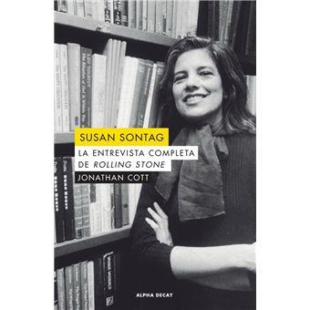 Susan Sontag - La entrevista completa en Rolling Stone