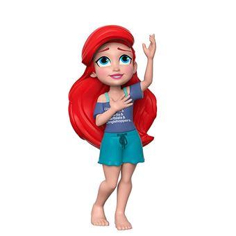 Figura Funko Rock Candy Disney Ralph rompe Internet - Ariel