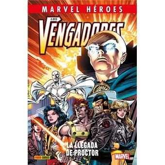 Marvel Héroes. Los Vengadores: La llegada de Proctor