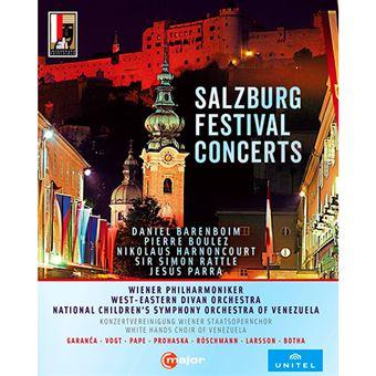 Salzburg Festival Concerts - 6 Blu-Ray