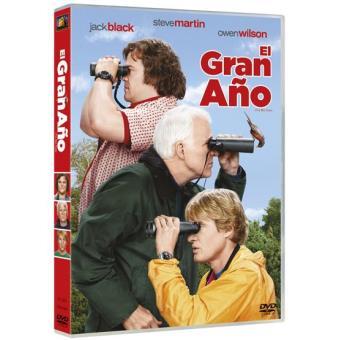 El gran año - DVD